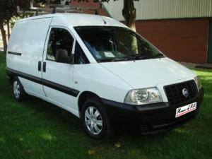 Fiat Scudo Van - White